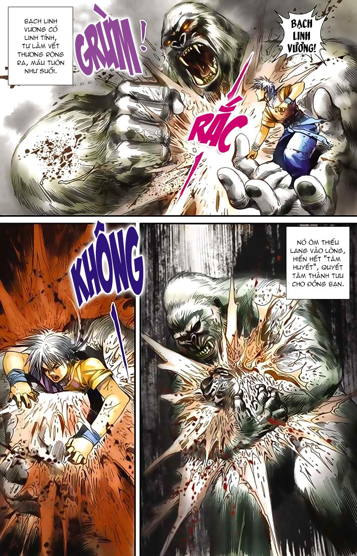 Bạch Phát Quỷ chap 7 - Trang 27