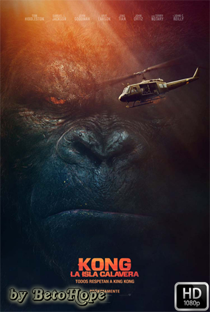 Kong La Isla Calavera [1080p] [Latino-Ingles] [MEGA]