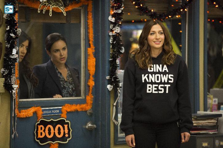 Brooklyn Nine-Nine - Episode 4.05 - Halloween IV - Promo, Promotional Photos & Press Release