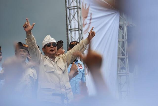 Sambutan Hangat untuk Prabowo di Kandang Banteng