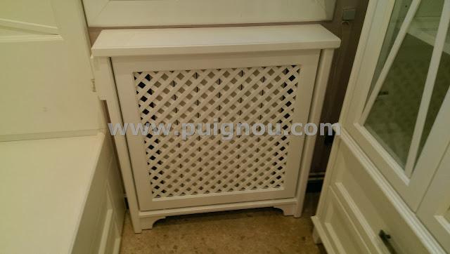 fusteria-puignou-tapa radiadors de fusta lacada