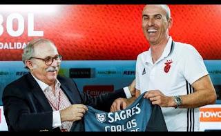 Carlos Resende, aposta forte do Benfica para esta época