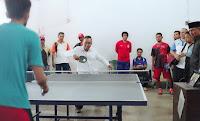 <b>Digelar, Mori Hanafi Tenis Meja Cup se- Kabupaten Bima dan Dompu</b>