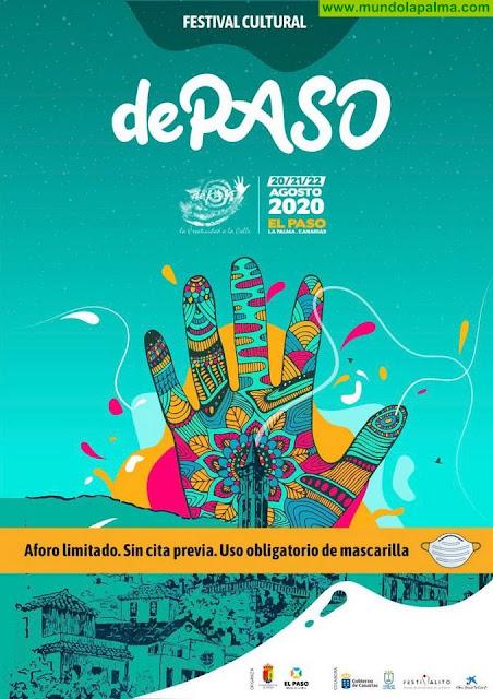El VI Festival dePASOapoya al Sector Cultural Palmero
