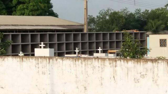 A prefeitura de Sena Madureira disponibilizou 100 túmulos para população;  Então corra não perca tempo garanta já seu espaço!