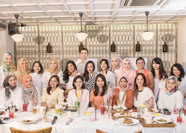 Gathering Beauty Blogger Bersama Bio Oil