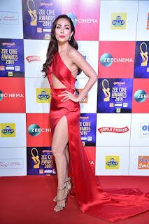Malaika Arora At Zee Cine Awards 2019