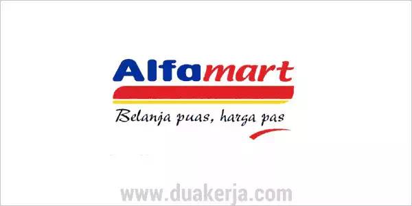 Lowongan Kerja Alfamart (PT Sumber Alfaria Trijaya) Tahun 2019
