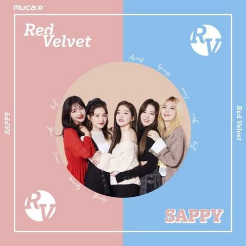 Lirik Lagu Red Velvet - Sappy dan Terjemahannya
