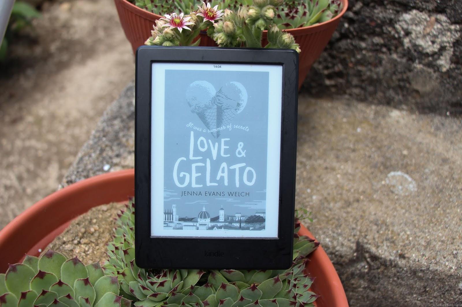 love & gelato - jenna welch