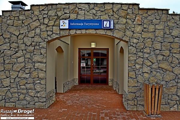 Świętokrzyska Informacja Turystyczna w Krzemionkach