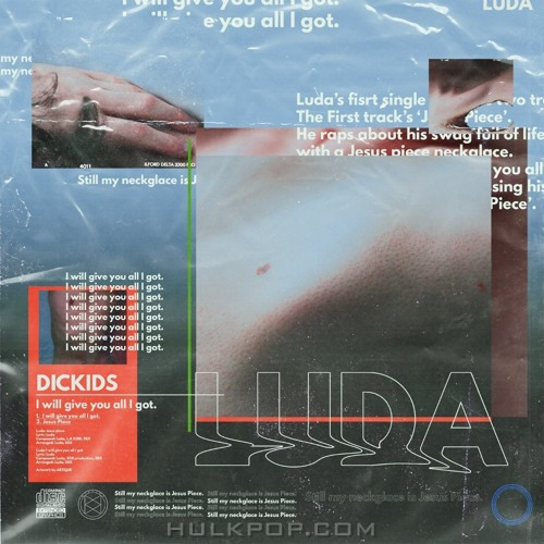 LUDA – I Will Give You All I Got – Single