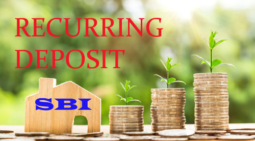 sbi recurring deposit