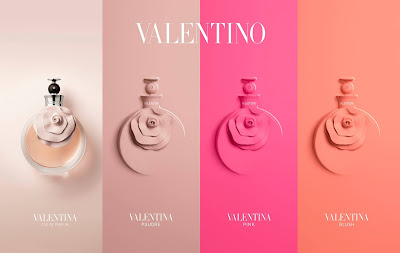 Parkson Card Member Free Valentina Blush & Pink Mini Spray