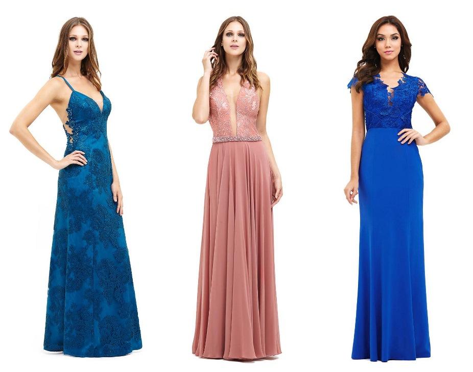 Vestidos de festa longos para comprar online