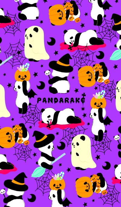 PANDARAKE ver.Halloween