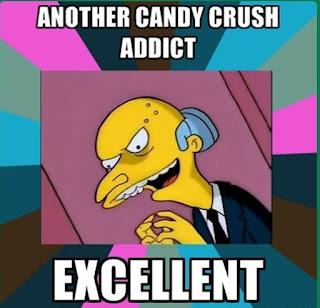 Bonjour, je m'appelle Marla, et je suis accro à Candy Crush