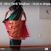 How to wear/drap/tie 9 yards saree iyengar style- new 2016