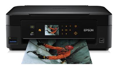 Epson sx440w | printer reset keys.