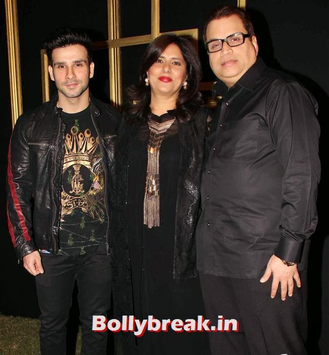 Girish Kumar, All Bollywood Celebs at Deepika Padukone Golden Party