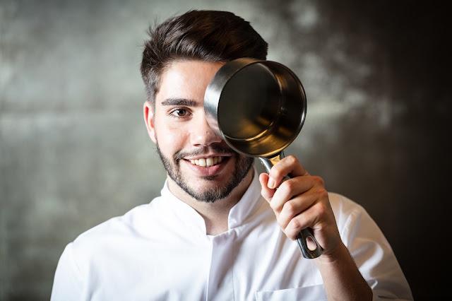 Chef Diogo Pimentel