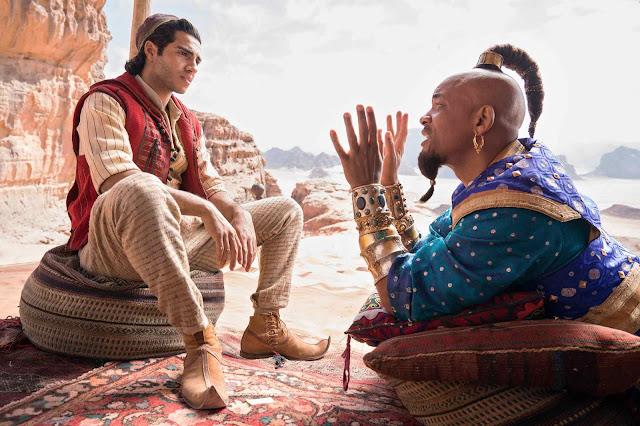 Aladin (Aladdin) – Recenze
