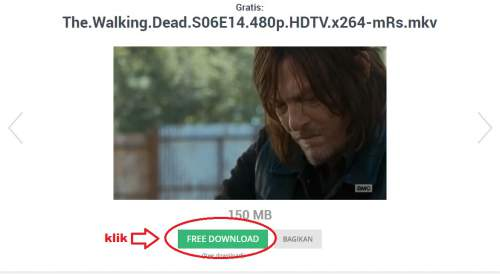 Cara download file di KumpulBagi