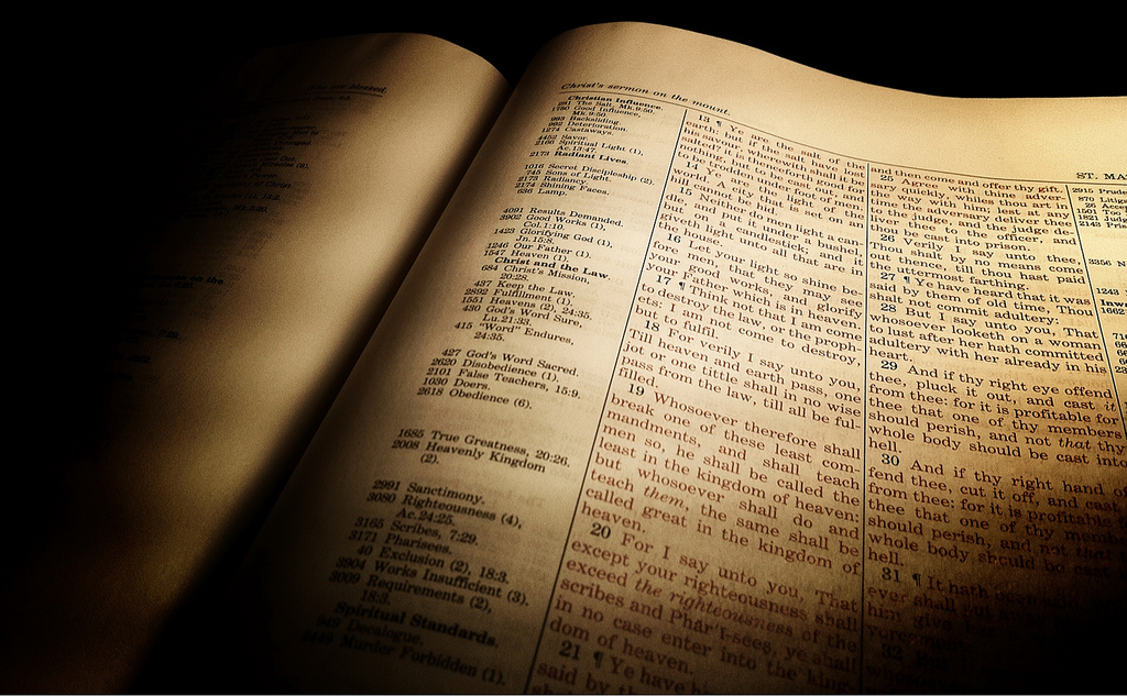 Curriculum Confusion Part 1: Different Approaches to Bible Class