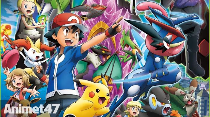 Ảnh trong phim Pokemon XY & Z 1