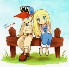 Harvest Moon: Boy and Girl: ~Gray~