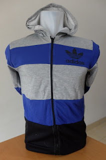 Jual Online Jaket Adidas Stripe Murah Jakarta Bahan Babytery Terbaru