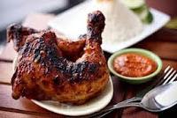 cara-membuat-resep-ayam-bakar-bumbu-bacem