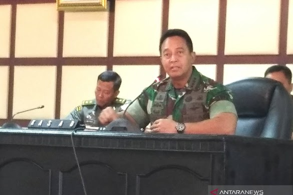 KSAD Pastikan Tindak Tegas Letkol AD yang Beri Informasi kepada Rizal Ramli