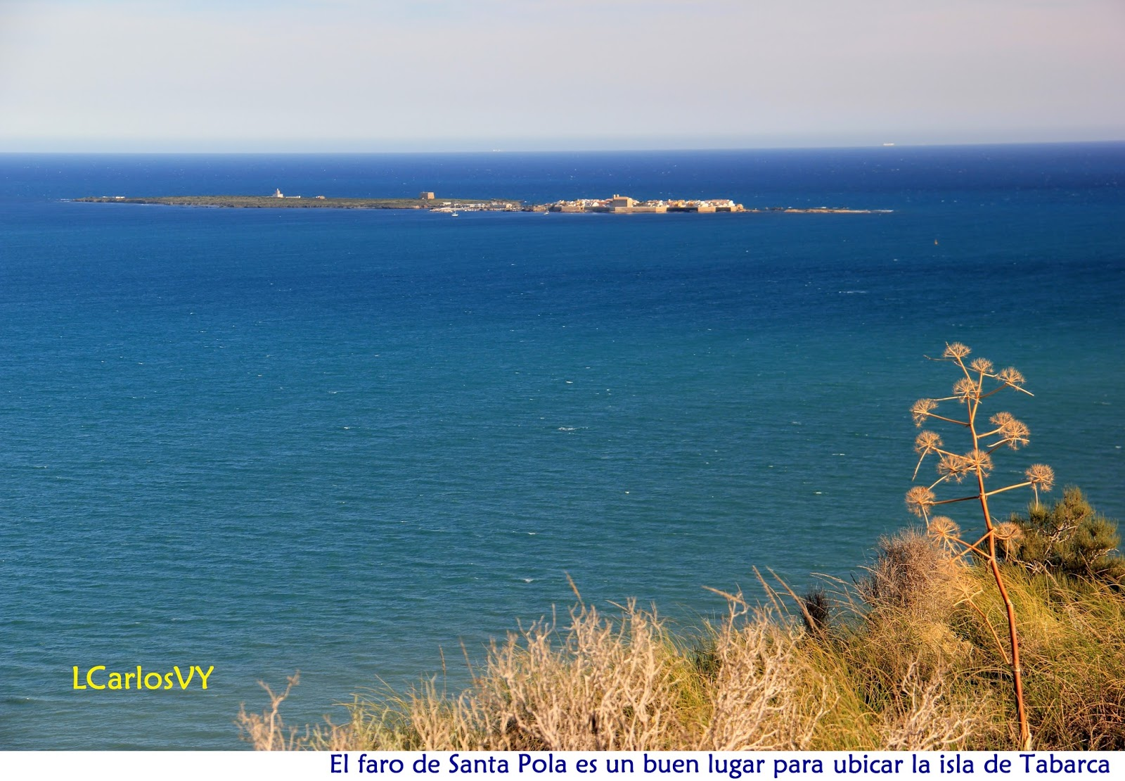 Viajando a mi manera isla de tabarca - Alojamiento en isla de tabarca ...