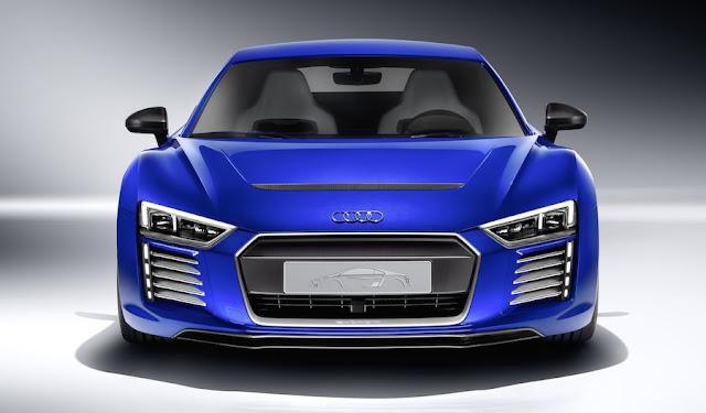 高すぎる価格も原因?アウディのEVスーパーカー「R8 e-tron」が生産終了。