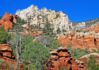 Beauty of Oak Creek Canyon