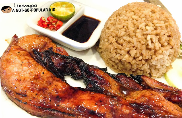 "The seemingly ""sulit"" liempo of Rice Taft Ave"