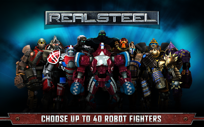 real steel hd mod apk