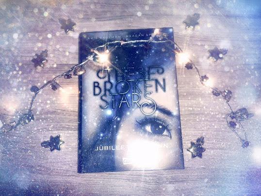 [REZENSION] These Broken Stars - Jubilee und Flynn