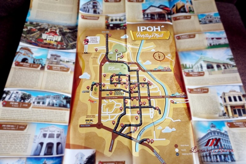 visit perak 2017 ipoh heritage trail map