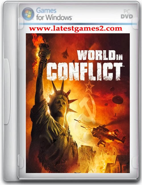 Download Free (World In Conflict) - PC Game - Full Version