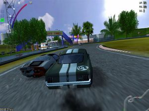 تحميل لعبة سباق السيارات المستحيل