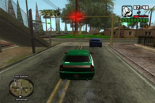 gta san andreas b13 need for speed 2011