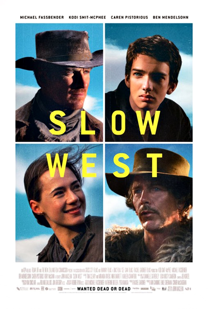 Póster: Slow West