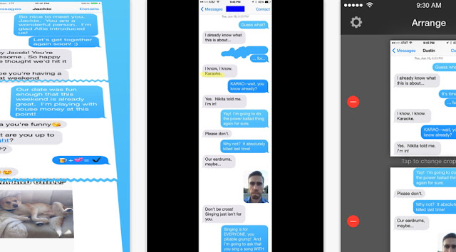 Cara Screenshot di iPhone 5, Cara Screenshot di iPhone 4,Cara Screenshot di iPhone  6, Cara Screenshot di iPhone 7, Cara Screenshot di iPhone dengan Mudah, Cara Alternatif Screenshot di iPhone