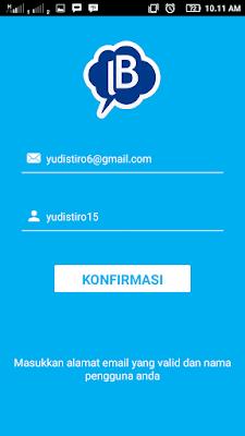 liteBig Messenger daftar