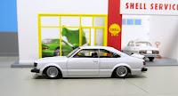 Aoshima Grachan Collection Series 9: Toyota Carina HT / グラチャン コレクション トヨタ カリーナ HT