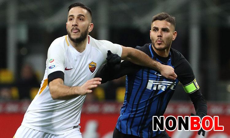 Cuplikan Gol Inter Milan 1-1 AS Roma | Liga Italia Serie A pekan ke-21