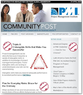 Free access to PMI Magazines, Newsletters, Journals, Research Studies and more