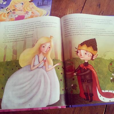 recueil collectif. album jeunesse, princesses